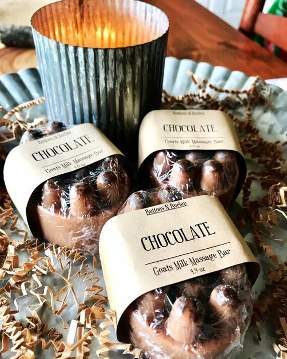 Chocolate Massage Bar
