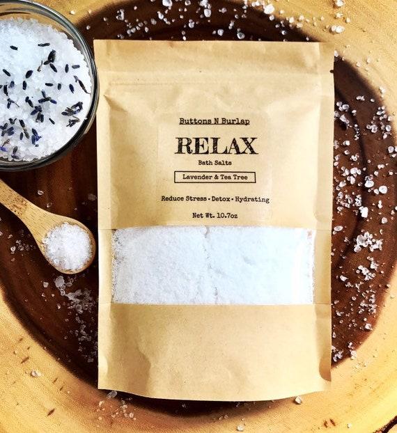 RELAX Bath Salts 10.7oz