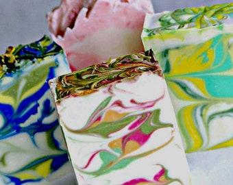 Quattro Handmade Soap Pack