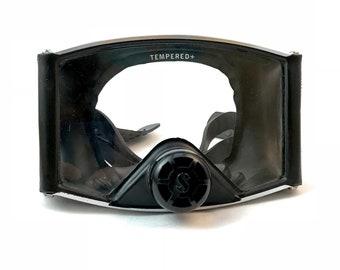 Vintage ScubaPro Brand Dive Mask