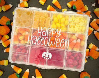 Happy Halloween Candy Kit! The perfect Halloween gift for any age! Limited kits available for the holiday!
