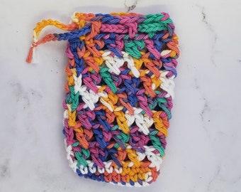 Cotton Soap Saver - Multicolor
