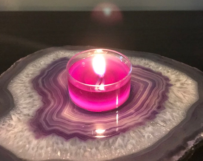 Lavender Tealight Candles