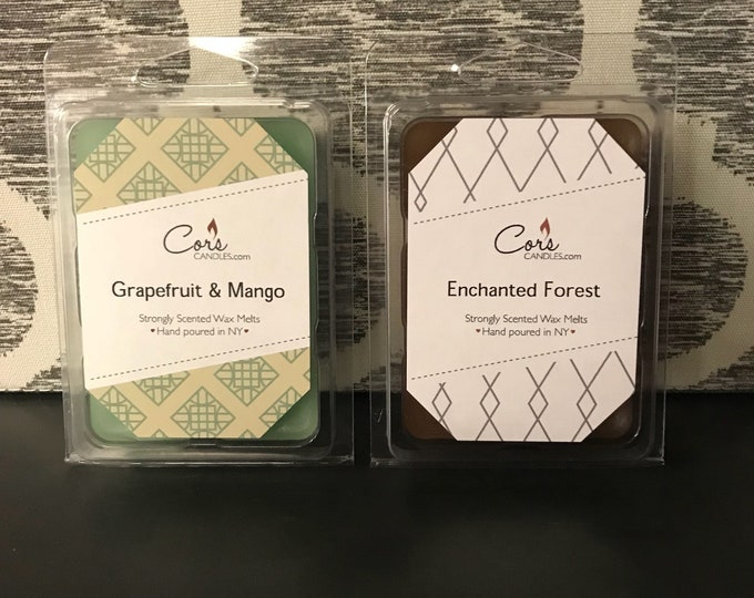 Vegan Wax Melts