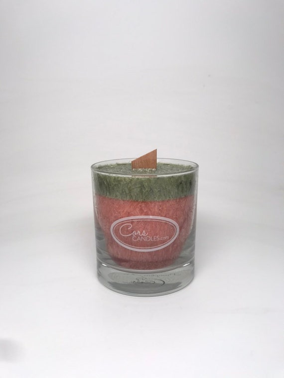 Wooden Wick Pumpkin Pie Candle