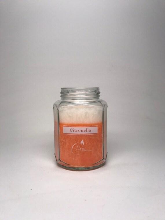 Vegan Citronella Candle