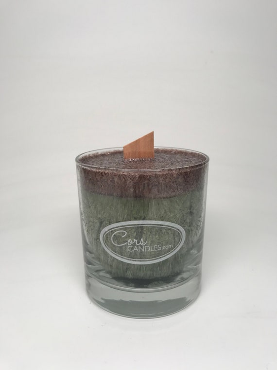 Vegan Wooden Wick Candle - Enchanted Forest
