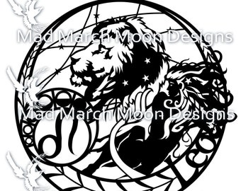 Leo Papercut template commercial use