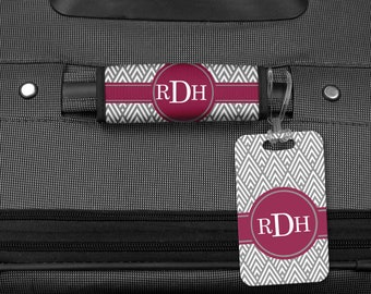 Luggage Tag, Monogram Bag Tag, Luggage Wrap, Luggage Tag, Personalized luggage tag, Personalized luggage wrap, Bag tag