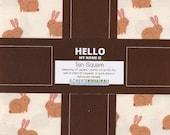 Flannel 39 Ten-Square Neutrals 39 42 pieces of 10-inch precut squares 100 Cotton by Robert Kaufman
