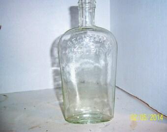 Vintage Pint bottle #390