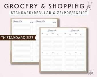 TN - Standard/Regular