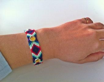 Stud Friendship Bracelet
