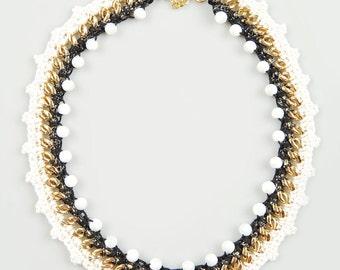 Collar Bead Necklace