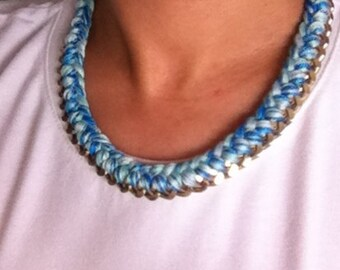 Woven Chain Necklace