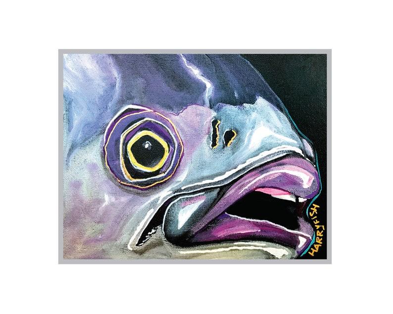 Purple Permit image 0