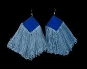 INDUS Earrings - 14 k Gol...