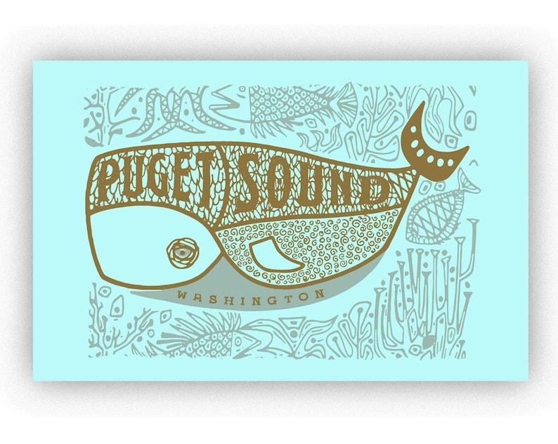 Puget Sound image 0