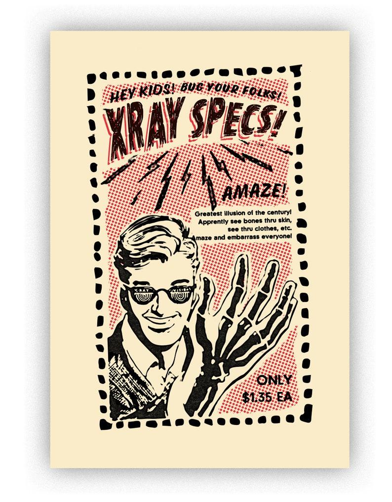 Xray specs image 0