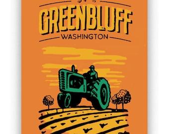 Greenbluff orange