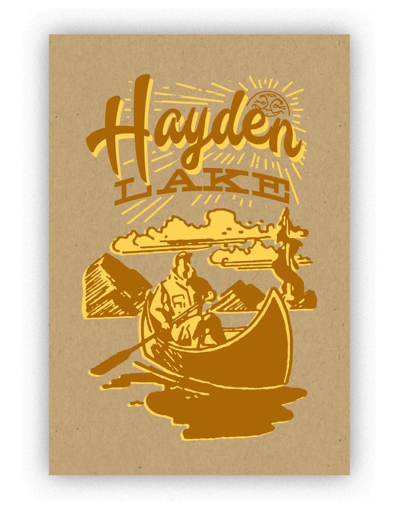 Hayden Lake image 0