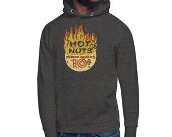 Hot NUTS hoodie