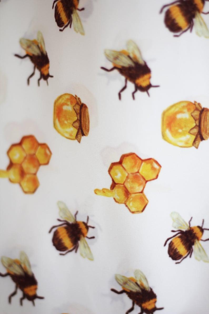 Honey Bee Infinity Scarf Bee Scarf Bee Gifts for Women Queen Bee Birthday  Gift Ideas Women Accessories Bee Party Beekeeper Gift