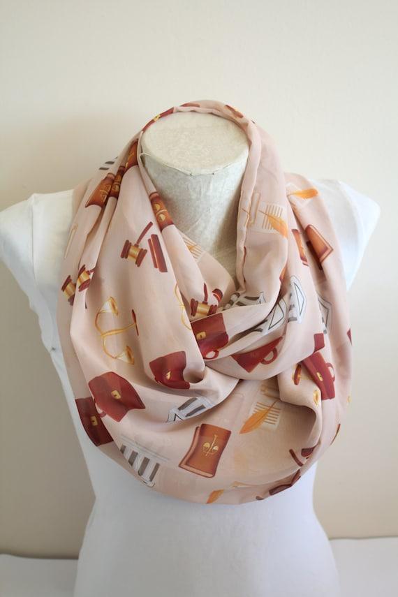 Dachshund in Top Hat /& Tie Scarf Wrap Pashima Shawl Sausage Dog Lovers Gift