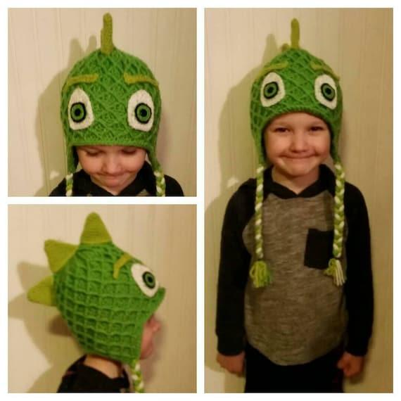 Pj Masks Inspired Gecko Hat  d81d6c9e06e