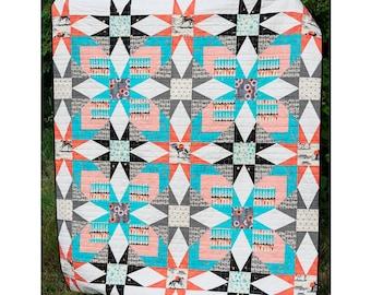 The Glenda Quilt PDF Pattern