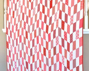 The Debbie Quilt Pattern - Lap Quilt PDF Pattern