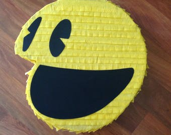 PacMan and his Ghost Pinatas