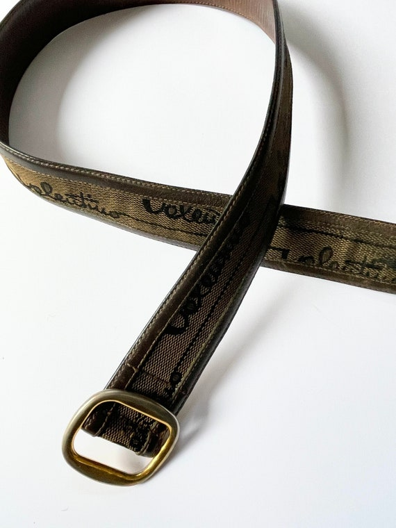 Vintage Valentino Belt, 1960's / 70's Fashion, Fab