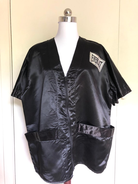 Vintage Everlast Cornerman Jacket, 1990's Boxing w
