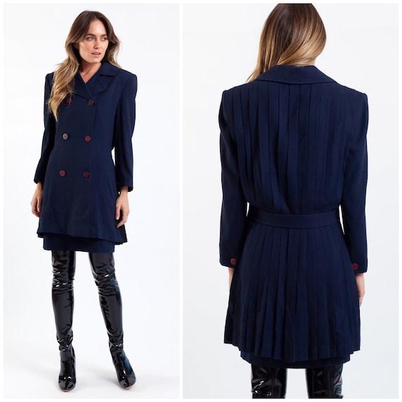 vintage 70's CHLOE skirt suit / Karl Lagerfeld des