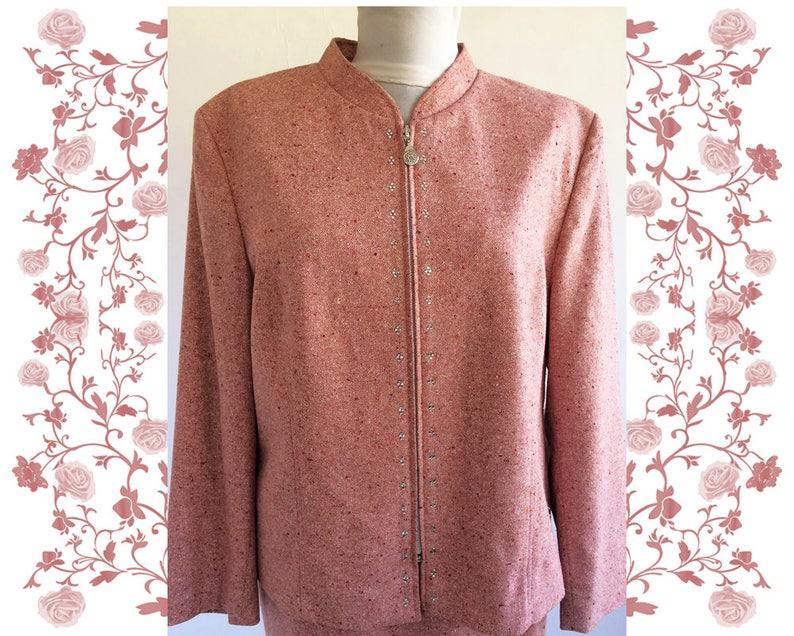 jacket and skirt Vintage Sportalm Kitzb\u00fchel Suit