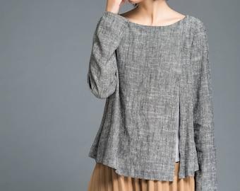 86cf0ee7e7d Linen blouse