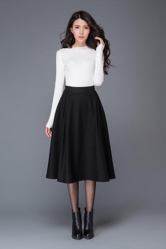 Tea Length Skirts