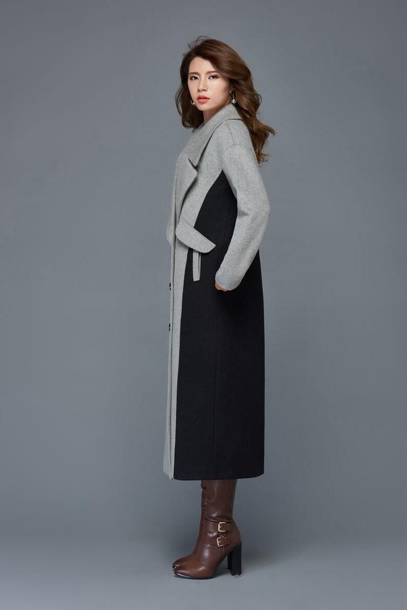 fd59476f575 Maxi coat coat winter coat long wool coat womens coats   Etsy