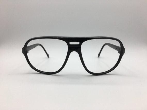 BOLLE IREX 100 Black Aviator Sunglasses Frames Only No Lenses | Etsy