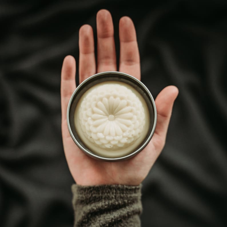 Solid Lotion Bar image 0