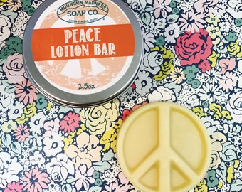 Peace Lotion Bar