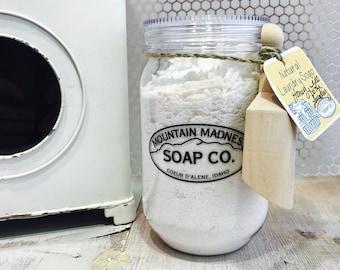 Honey, I'll Do The Laundry Natural Laundry Soap