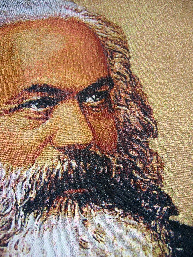 communism skirt ideology skirt size Medium Skirt with Karl Marx gobelin yellow red black lined A-line skirt hammer and sickle appliqu\u00e9