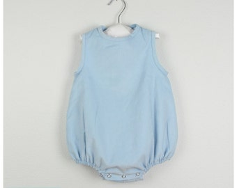 c735972f973a Bubble romper - Sleeveless corduroy romper - Available in more colors