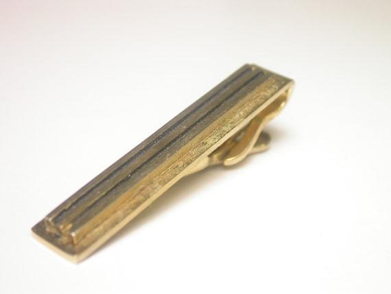 Gold Plated Red Stone Tie Bar Swank Tie Tack Bar Jewelry For Him Groom Best Man Menswear Tie Clip # 854 Graduation