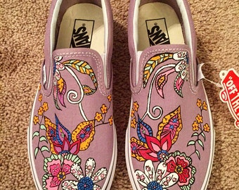 Flower vans