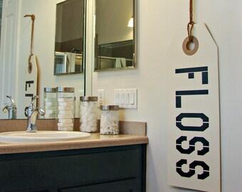 dental office decor. Floss Your Teeth Sign - Dental Office Decor Bathroom Rules Dentist Gift Hygienist S