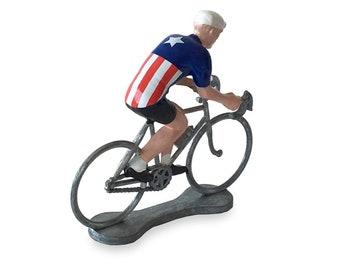 Bora hansgrohe 2018-small-cycling cyclist figurine figure