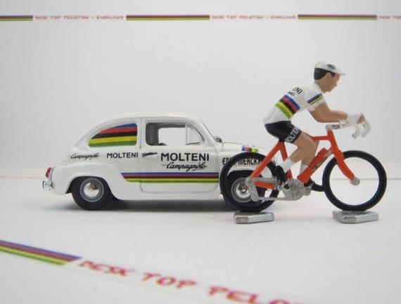 Petit cycliste Figurine Salvarini Cycling figure